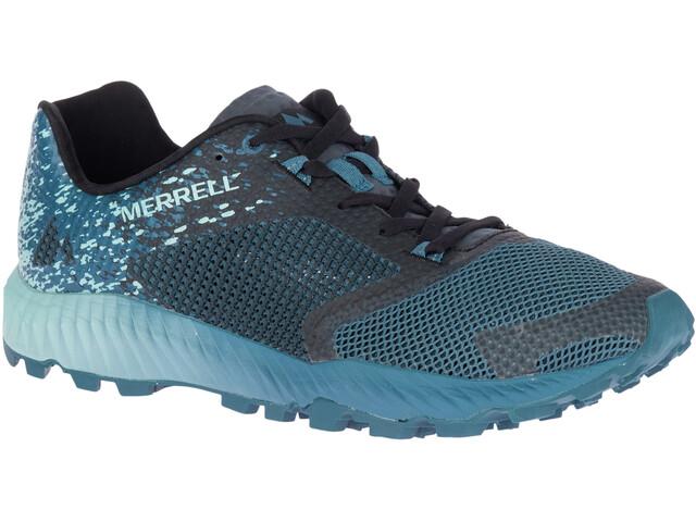 Merrell All Out Crush 2 - Zapatillas running Hombre - azul